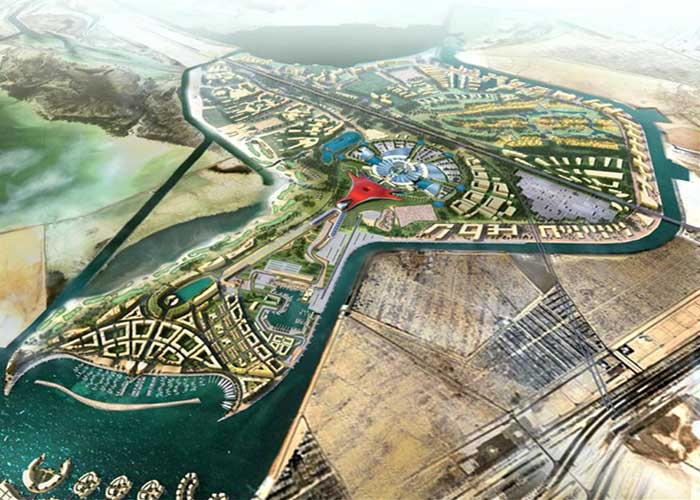 YAS ISLAND DEVELOPMENT PROJECT,