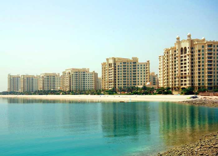 THE PALM JUMEIRAH SHORELINE APARTMENTS,